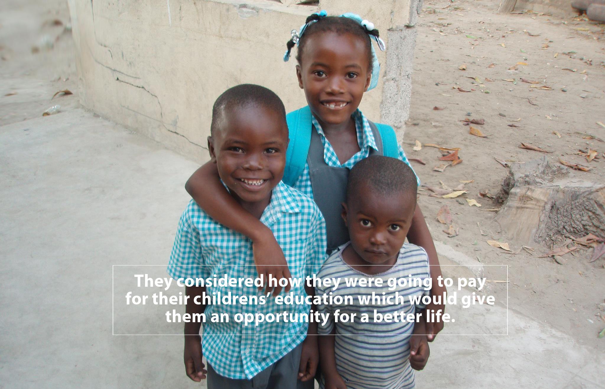 friends of haiti organization